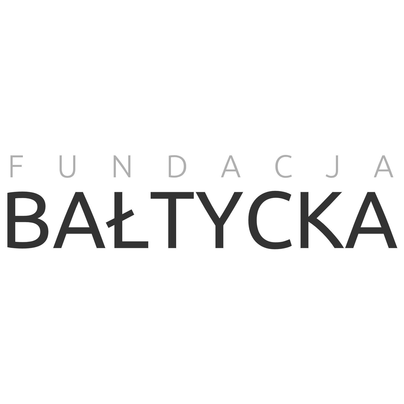 Nowa strona Fundacji Bałtyckiej