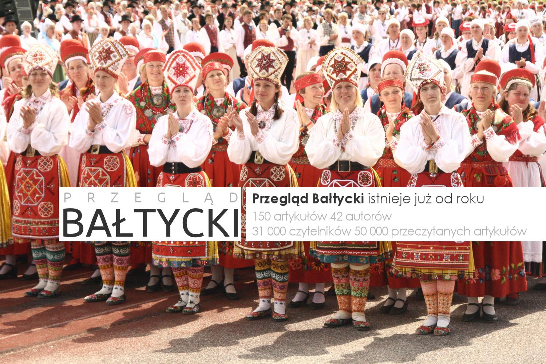 Przegląd Bałtycki istnieje już rok!