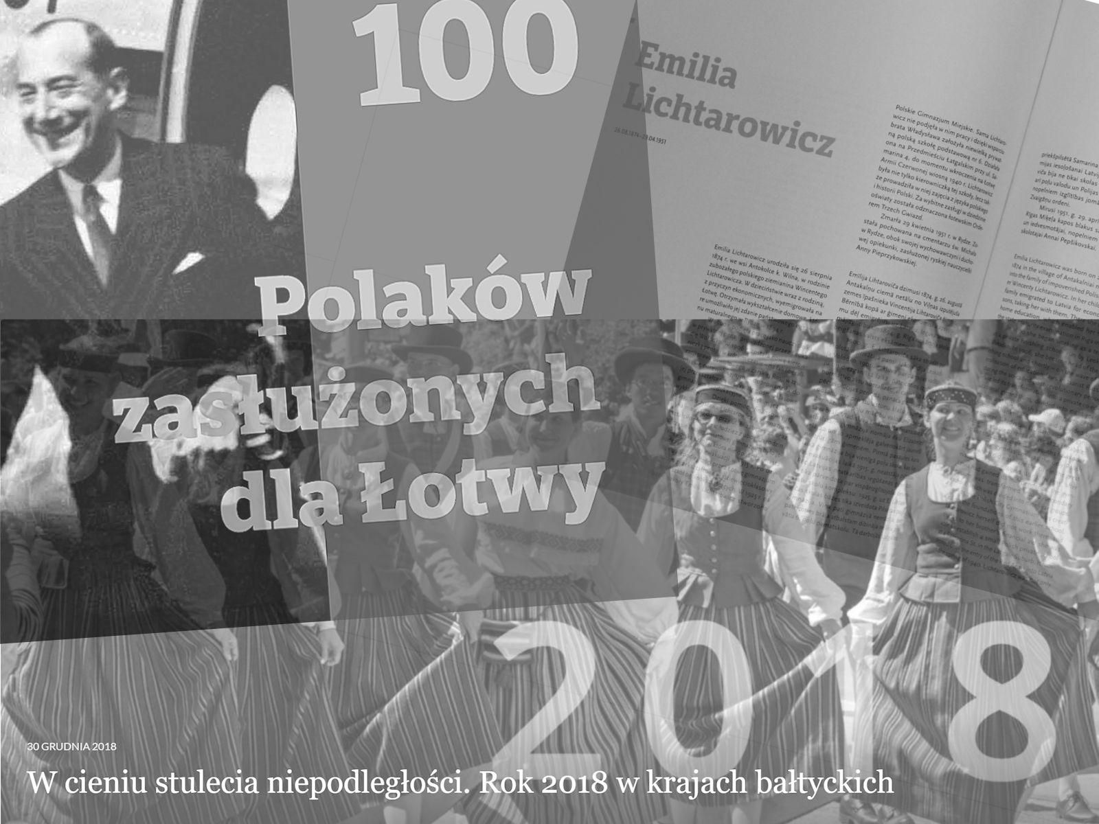 Podsumowanie działalności Fundacji Bałtyckiej w 2018 roku
